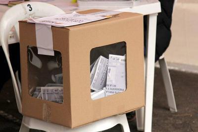 CNE aplazó decisión sobre reclamaciones por presuntas irregularidades en votaciones