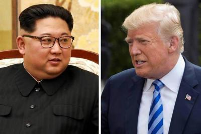 """Trump invitará a Kim Jong-un a Washington si la cumbre """"va bien"""""""