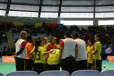 Colombia y Brasil deciden hoy el título de las justas