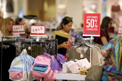 En mayo, consumo de los hogares tuvo buen repunte