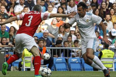 Figo habló sobre Cristiano,  Real Madrid y el Mundial