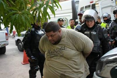 Capturan al cantante de música urbana 'Mosta Man' en Barranquilla