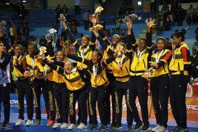 Colombia, campeón de los Juegos Suramericanos Cochabamba 2018