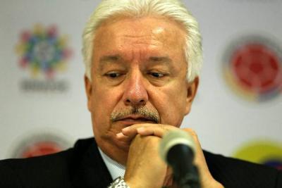 Destituyen a Jorge Perdomo como presidente de la Dimayor