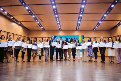 Docente de Santander recibió reconocimiento de Mineducación