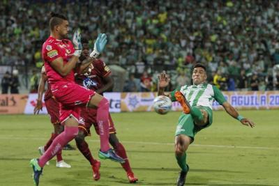 Tolima es el nuevo campeón del fútbol colombiano