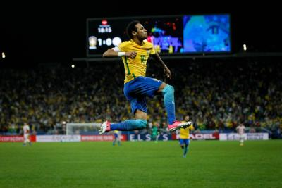 Brasil y Neymar, por la revancha en Rusia