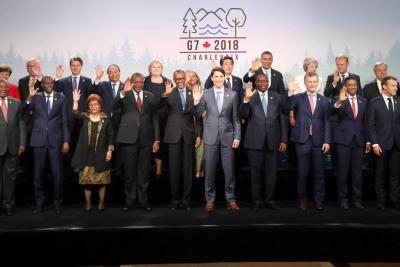 """El G7 se comprometió a """"modernizar"""" la Organización Mundial del Comercio"""