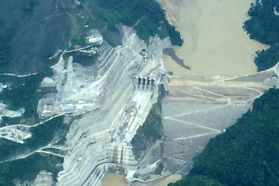 Nivel del agua en Hidroituango habría disminuido