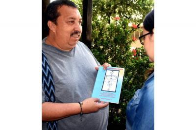 Barranqueño lanza su cuarto libro de poesía