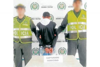 Fue capturado alias 'El Bizco', investigado por un homicidio