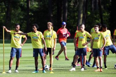 Así es el ambiente entre los jugadores de la Selección Colombia previo al Mundial