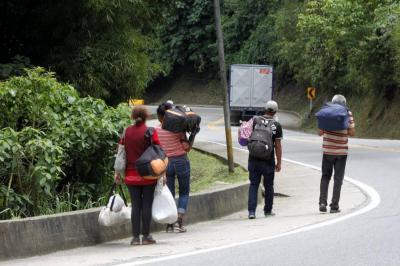 Así viven 8.652 ciudadanos venezolanos en Bucaramanga