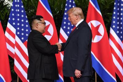 'La desnuclearización norcoreana empezará muy pronto': Trump