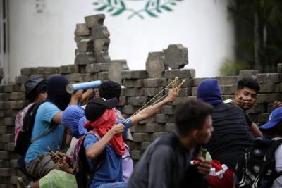 Ascienden a 139 los muertos en Nicaragua