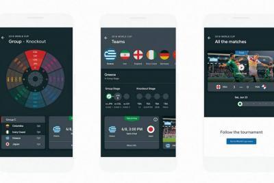 ¿Cómo seguir el minuto a minuto del Mundial de Rusia con Google?
