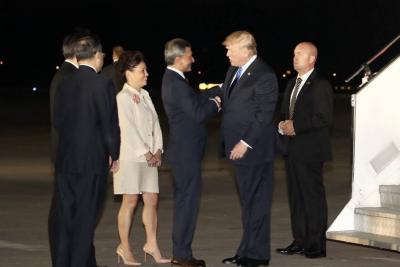 Trump y Kim, listos para cumbre histórica