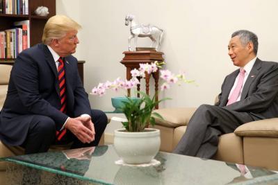 Avanza la cumbre histórica entre EE. UU. y Corea del Norte