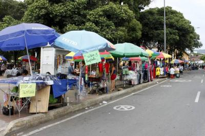 ¿De dónde vienen los vendedores ambulantes de Bucaramanga?