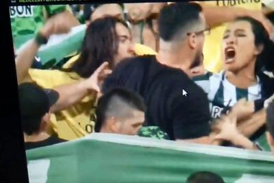 Identifican al agresor de una mujer en el estadio de Medellín