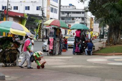 71% de vendedores que fueron reubicados en Bucaramanga regresó a las calles