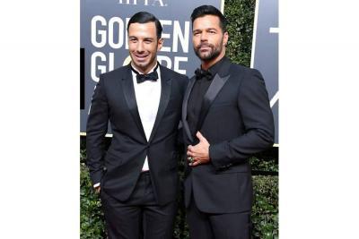 Ricky Martin, ¿papá de  gemelas este año?