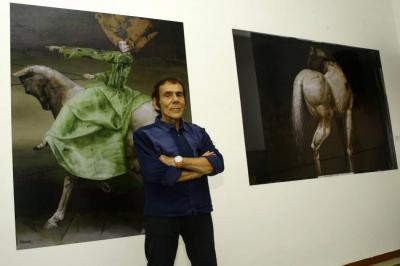 Manzur, el artista imparable