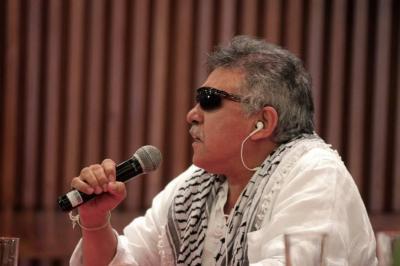 JEP pide suspender extradición de 'Santrich'