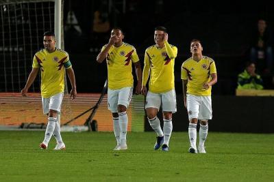 Colombia, a revalidar lo hecho en el Mundial de Brasil