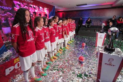 La Dimayor lanzó la nueva versión de la Liga Pony Fútbol