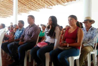 39 hogares reciben impulso para crear su microempresa