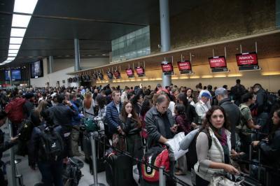 Llegada de extranjeros aumentó 32,1% en mayo