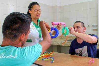 Talleres a la población con discapacidad del municipio