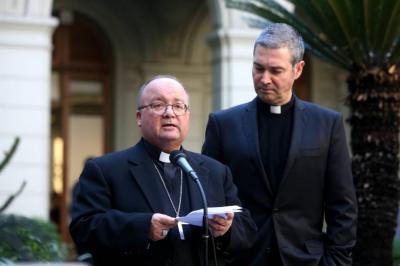 Allana las oficinas de la iglesia católica en Chile por casos de pederastia
