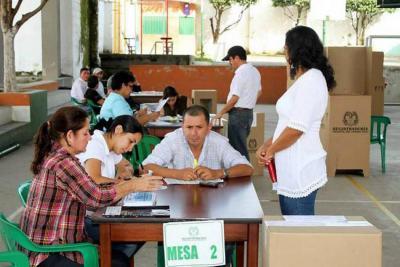 Un millón 674 mil 701 santandereanos podrán votar el domingo