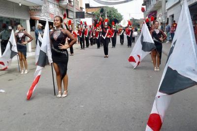 Banda Novena Legión, entre las mejores del país
