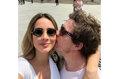 Con romántica cena en París,  Alejandro Riaño le propuso  matrimonio a su pareja