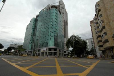 Día sin carro, sin moto, sin ventas... en Bucaramanga