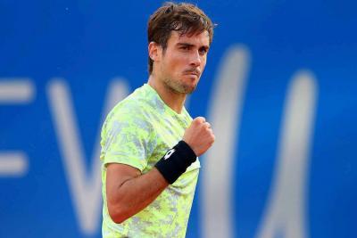 Guido Pella avanzó y se medirá con Federer