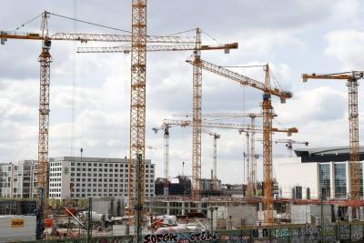 Las presidenciales tendrían frenado el sector construcción