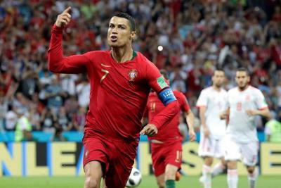 Cristiano Ronaldo sentencia el empate 3-3 con España