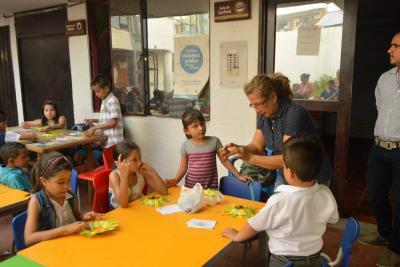 Este 25 de junio inician las vacaciones creativas en la Casa de la Cultura
