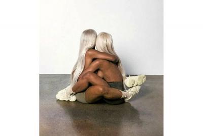 Kanye West usa actrices porno parecidas a Kim Kardashian en su nueva campaña