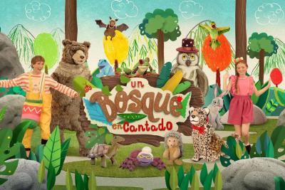 Un bosque encantado: el proyecto musical infantil
