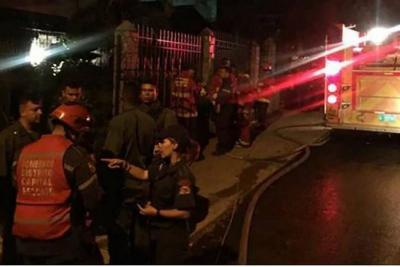 Estampida en fiesta en Caracas dejó 17 fallecidos, incluyendo ocho menores de edad