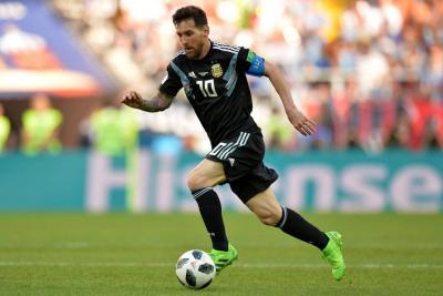 Messi el Espartaco