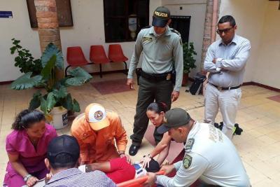 Operadores turísticos recibieron capacitación en primeros auxilios