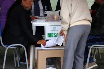 Participación en elecciones de segunda vuelta presidencial se redujo