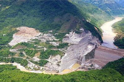 Hidroituango reduce riesgo avalancha con cota a 415 metros