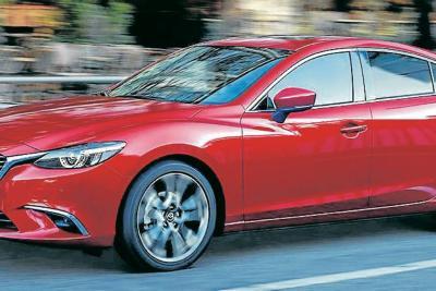 Mazda 6, mayor tecnología y seguridad en un solo vehículo
